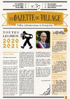 Bulletin municipal n° 37 (janvier 2021)